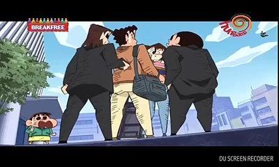 Shinchan in hindi funny new episode 2017
