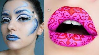 Summer Makeup Tutorial   Makeup Tutorials   Summer Skin Care   Easy Summer Makeup Video(part4)