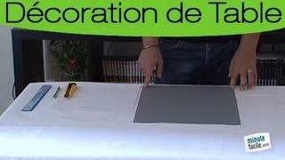 Comment faire un centre de table avec une corbeille en osier - Comment decorer une corbeille en osier ...