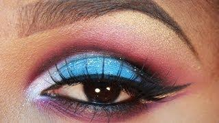 Fall Into Color -  Fall 2013 Make Up Tutorial