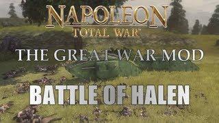 Napoleon: Total War (The Great War Mod) - Historical Battles: Battle Of Halen