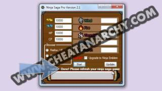 Hack Ninja Saga Emblem New Update By Klevi Albanian Hacker