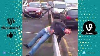 Try Not To Laugh or Grin Funny Fails Compilation 2017   Best Epic Fails of October 2017