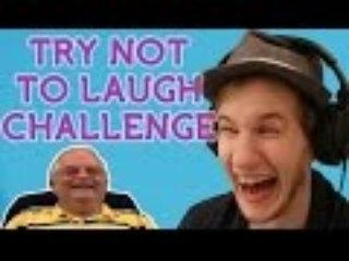 Try Not To Laugh Challenge (REALLY FUNNY!) - Obitz Reacts to Try Not To Laugh Video