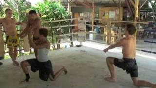 Wai Khru Training Session @ Tiger Muay Thai Training Camp, Phuket, Thailand