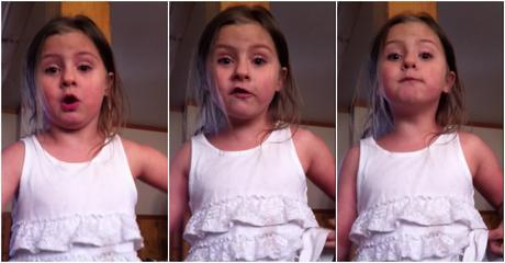 Funny Videos: 5-year-old Girl Decides It's Time For Her To Move Out