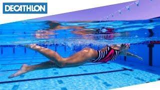 Tutorial di nuoto - Lezione 11: Stile libero | Decathlon Italia