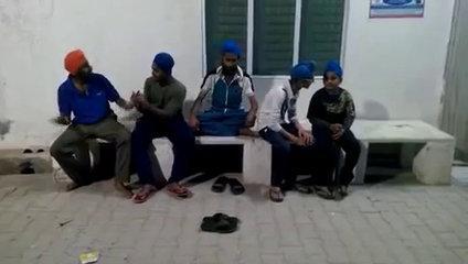 Whatsapp Funny Video   Puthe Pange  Punjabi Boys 2015