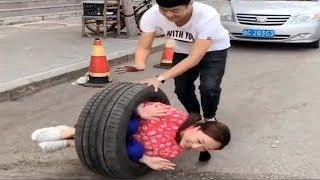 Funny Videos 2017 ● Chinese Funny Clips P15