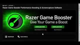 Poradnik 1# Jak Pobrac Razer Game Booster
