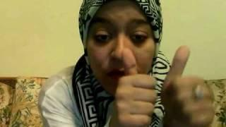 Mini Haul + Square Hijab Tutorial ( Turkish Style )