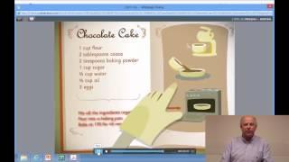 מדריך ליחידת המיצב באנגלית בתוכנית הלימודים של עת הדעת