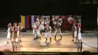 Serbian Folk Dance: Igre Iz Banata