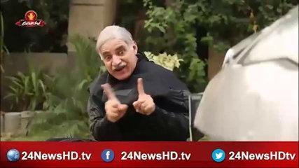 Shahbaz Sharif Funny Parody as Superhero Punjab