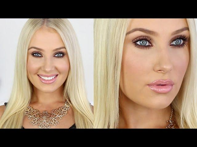SECOND Date Makeup Tutorial! | Lauren Curtis