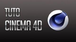 Tutoriel Cinéma 4D | Effet Morphing Texte | Français |