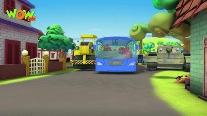 Horn Please - Motu Patlu in Hindi - ENGLISH, FRENCH & SPANISH SUBTITLES! - 3D Animation Cartoon - Yo