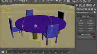 G&T Blog - 3D Max Basic Box Modeling Tutorial  3 Part 2 (hebrew)