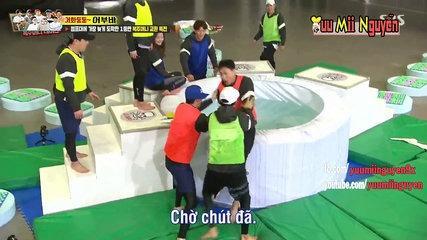 《FUNNY》 Running Man EP 384 | LEE KWANG SOO HÓA GOLLUM