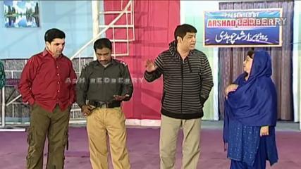 Mirchi 2015 Funny Punjabi Pakistani Full Comedy Stage Drama HD