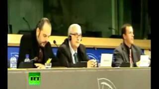 Daniel Estulin Govori O Grupi Bilderberg U Parlamentu EU