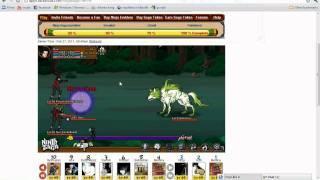 Ninja Saga Hack Npc By Klevi Albanian Hacker (ThePufDog) Sory (PATCHED)