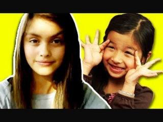 Kids React to Girl with a Funny Talent