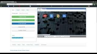 How To Create A Chrome Theme Tutorial (Dansk)