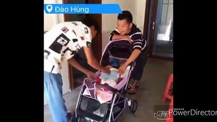 Funny Chinese videos - Prank chinese 201sda7 can't stop laugh