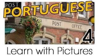 Learn Brazilian Portuguese With Pictures -- Around Town