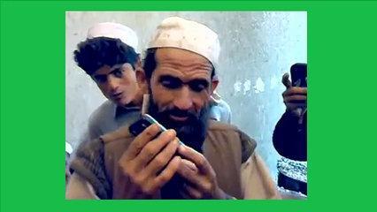 pashto funny call da murdaga bachaye
