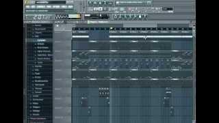 Fl Studio 10 Hip Hop Rap Tutorial (Turkish Beat)