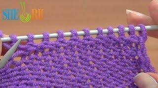Knit The Purl Stitch Second Way Tutorial 3 Part 2 Of 2 Knitting Basics