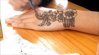 Eid Special Edition Henna Tutorial 2013