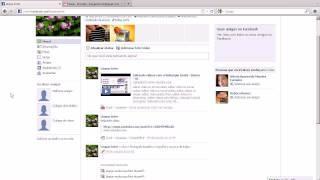 Facebook 2011 Tutorial Em Português - Parte 01