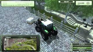 Farming Simulator 2013 - En Español TUTORIAL - 1º Parte