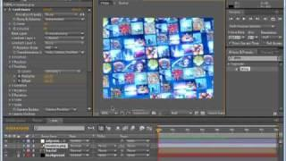 Tutorial After Effects Português - Efeito Mosaico Com Card Dance Pt 2 - 2