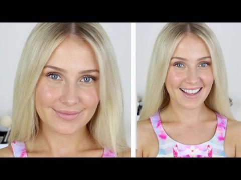 "Ultimate ""NO-MAKEUP"" Makeup Tutorial! | Lauren Curtis"