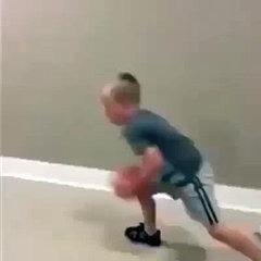 Funny Vines: Basketball Hoop Falls On Kid After Dunk