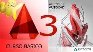 AutoCAD 2014, Tutorial Herramientas De Acceso Rápido, Curso Basico Español Capitulo 3