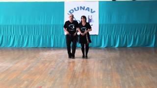 Kopacka, Serbian Folk Dance