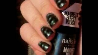 Nails Inc. Magnetic Nail Polish Review/Tutorial ♡