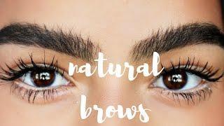 MY EYEBROW ROUTINE | Feather Brow Tutorial + Eyebrow Threading