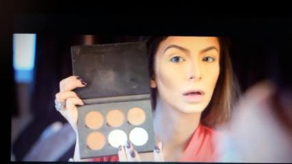 Faryal Makhdoom Khan Without Makeup. Makeup Tutorial