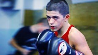 Amazing 13-Year-Old Boxing&MMA Prodigy
