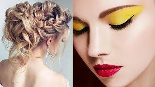 NATURAL MAKEUP TUTORIAL - BEST MAKEUP TUTORIALS - FULL  FACE  MAKEUP COMPILATION