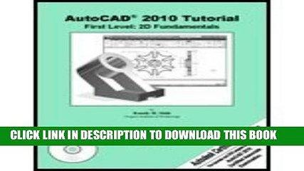 [PDF] Autocad 2010 Tutorial - First Level (Pk W/13-Month Version of Autocad 2010 Software) Full