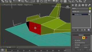G&T Blog - 3D Max Basic Box Modeling Tutorial 2 (Hebrew)