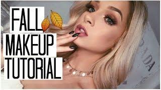 Fall Makeup Tutorial | 2017