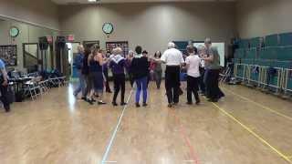 RUM DUM DUM Serbian Dance @ 2013 Calgary Folk Dance Workshop